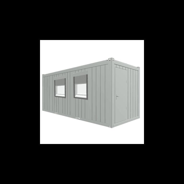 bungalow de chantier 20 pieds - GOLIAT