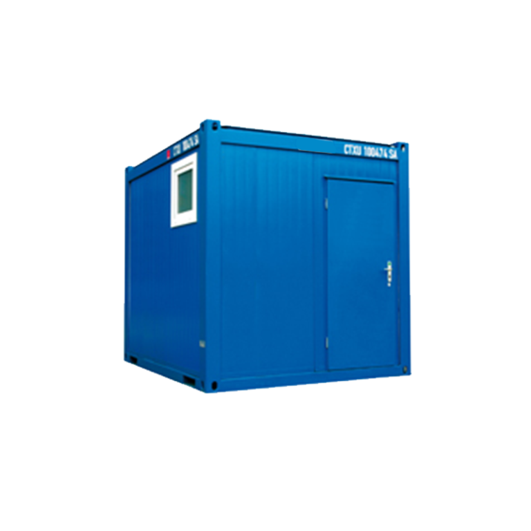 bungalow sanitaire 10 pieds - GOLIAT