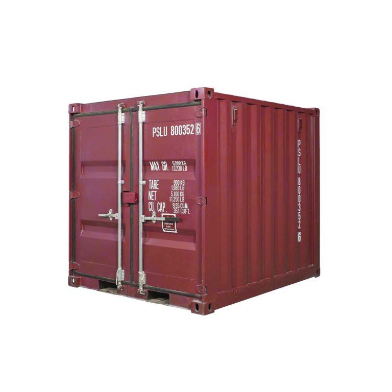 Box de stockage taille S
