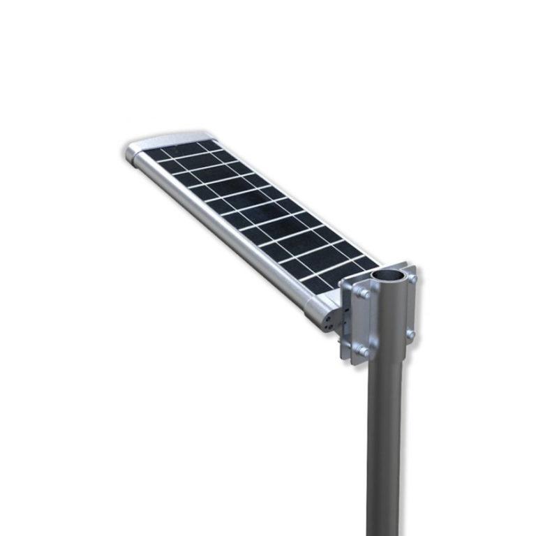 Lampadaire LED solaire