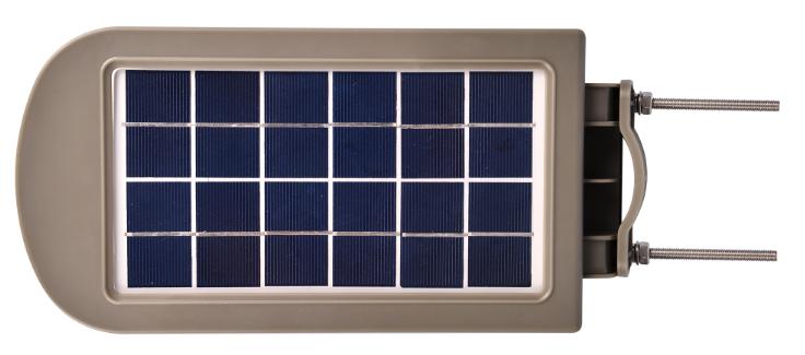 Lampe LED à énergie solaire